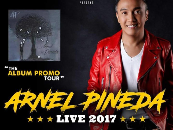 """The Album Promo Tour"" Arnel Pineda Live 2017"